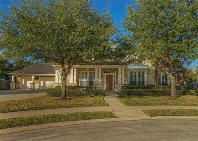 Fall Creek Single Family Home For Sale: 14607 Sutter Creek Lane