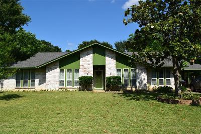 Katy Single Family Home For Sale: 910 Dogwood Street