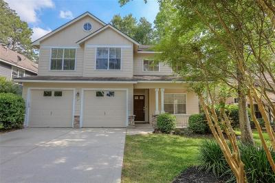 The Woodlands Single Family Home For Sale: 47 W New Avery Place