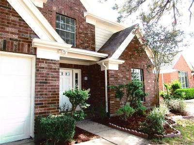 Houston Single Family Home For Sale: 18143 Holly Forest Drive