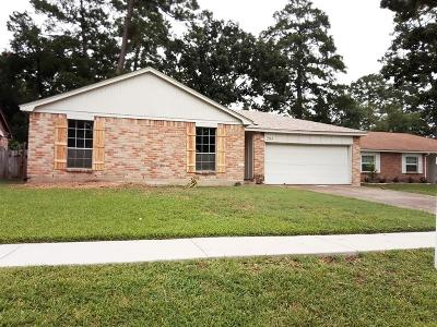 Conroe Single Family Home For Sale: 208 Hartford Drive