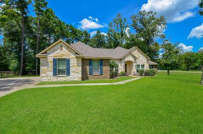 Huffman Single Family Home For Sale: 639 N Commons View Drive