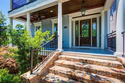 Houston Single Family Home For Sale: 1225 Nicholson Street