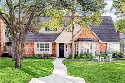 Houston Single Family Home For Sale: 839 Glenchester Drive
