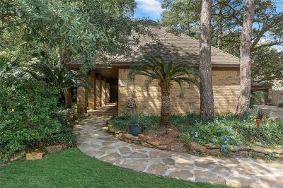Houston TX Single Family Home For Sale: $285,000