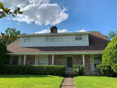 Houston Single Family Home For Sale: 9414 Rowan Lane