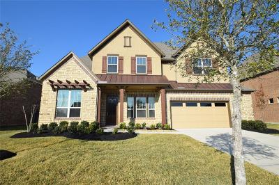 Katy Single Family Home For Sale: 1118 Falling Water Ln