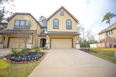 Conroe Condo/Townhouse For Sale: 152 Skybranch Drive