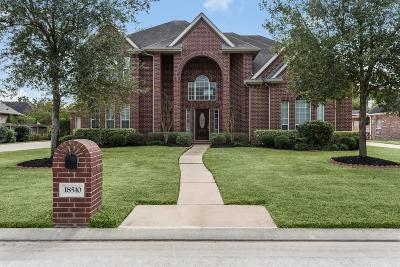 Spring TX Single Family Home For Sale: $489,900