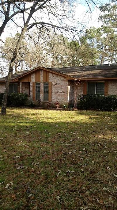 Spring Single Family Home For Sale: 29510 Timber Trail Street