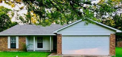 Single Family Home For Sale: 8329 Caddo Road