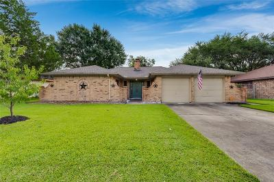 Pearland Single Family Home For Sale: 2813 Crane Drive
