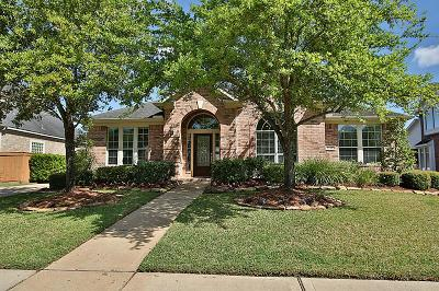 Houston Single Family Home For Sale: 12410 Santiago Cove Lane