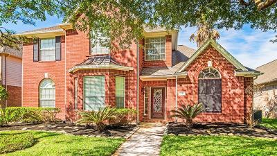 Katy Single Family Home For Sale: 6234 Presidio Canyon