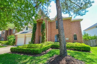 Katy Single Family Home For Sale: 3119 Trotwood Lane