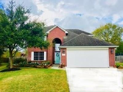 Kingwood Single Family Home For Sale: 22140 Knights Cove Drive
