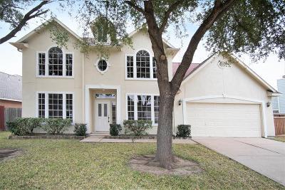 Houston Single Family Home For Sale: 7662 Alcomita Drive