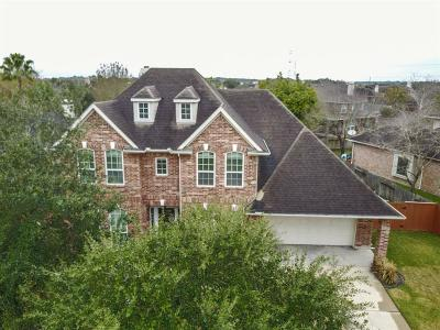 Humble Single Family Home For Sale: 8507 Westerbrook Lane