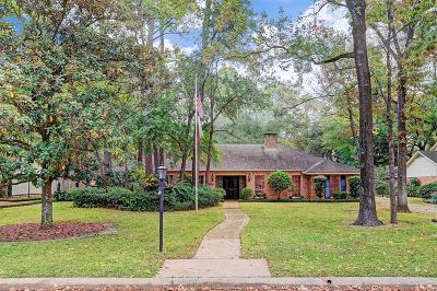 Houston Single Family Home For Sale: 10806 Bridlewood Street