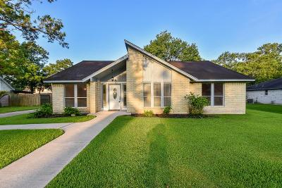Alvin Single Family Home For Sale: 27 Finetta