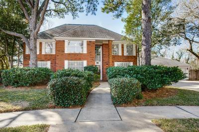 League City Single Family Home For Sale: 2107 Dornoch Drive