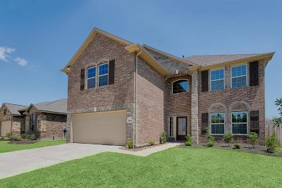 Conroe TX Single Family Home For Sale: $296,990