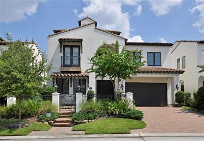 The Woodlands Single Family Home For Sale: 6 Grand Vista Place
