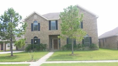Manvel Single Family Home For Sale: 6726 Travis Street