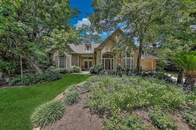 The Woodlands Single Family Home For Sale: 118 W Slatestone Circle