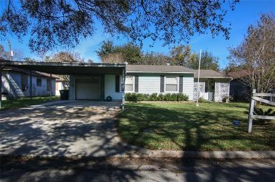 Houston Single Family Home For Sale: 5906 Bois D Arc Street