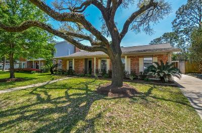 Houston Single Family Home For Sale: 12507 Woodthorpe Lane