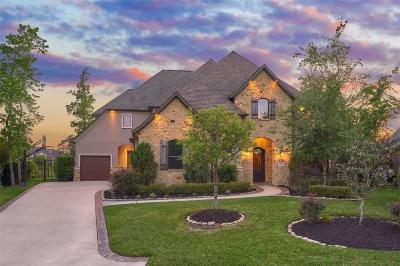 The Woodlands Single Family Home For Sale: 206 Bauer Point Court