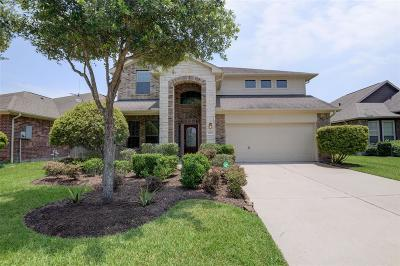 Pearland Single Family Home For Sale: 3203 W Trail Drive