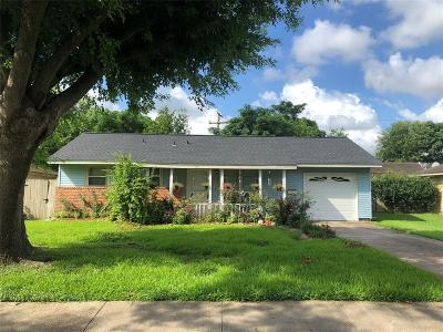 Pasadena Single Family Home For Sale: 3810 Fern Street