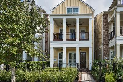 The Woodlands Single Family Home For Sale: 22 Rafters Row