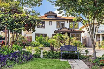 Houston Single Family Home For Sale: 1408 Bonnie Brae Street