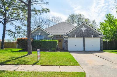 Fort Bend County Single Family Home For Sale: 7118 Stonewall Ridge Drive