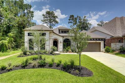 The Woodlands Single Family Home For Sale: 85 Winter Sunrise Circle