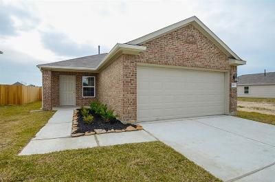 Humble Single Family Home For Sale: 3731 Arbor Trails Drive