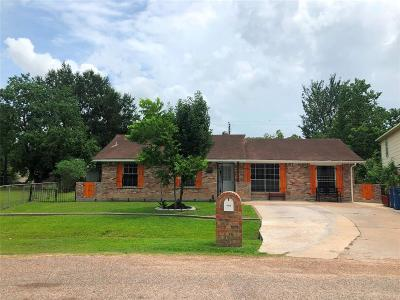 Houston Single Family Home For Sale: 4310 Hartwick Road