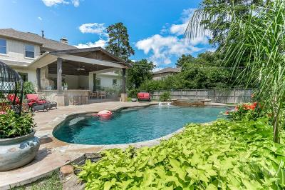 Spring Single Family Home For Sale: 4422 Silver Jade Drive