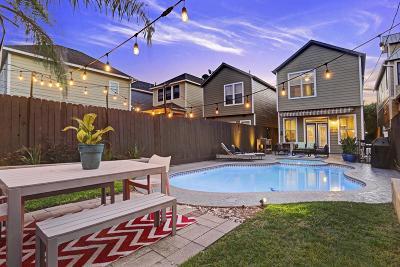 Houston Single Family Home For Sale: 836 Nicholson Street