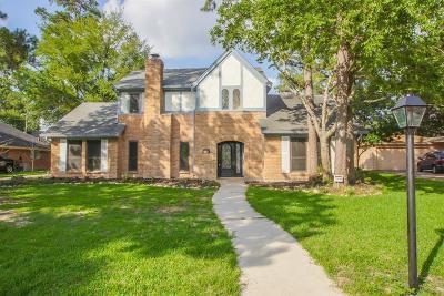 Spring Single Family Home For Sale: 16018 Southampton