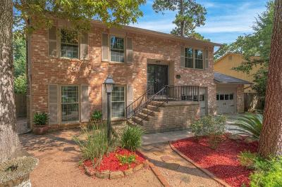 The Woodlands Single Family Home For Sale: 4 Still Glen Court