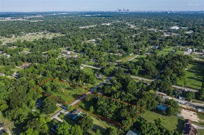 Harris County Residential Lots & Land For Sale: 9402 Tower Street Street
