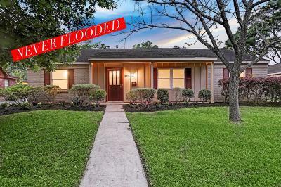 Houston Single Family Home For Sale: 5715 Hummingbird Street
