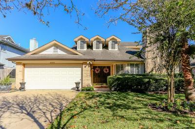 Sugar Land Single Family Home For Sale: 2215 Greencove Lane