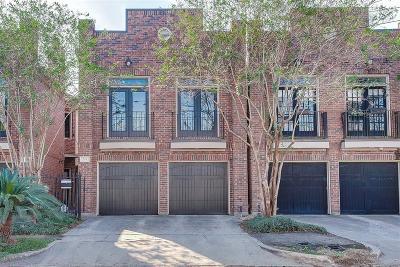 Houston Single Family Home For Sale: 713 Colquitt Street