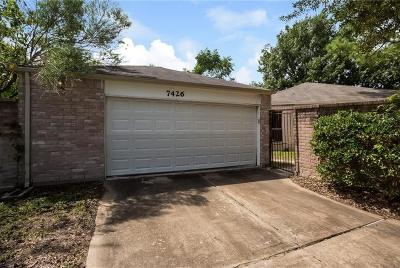 Houston Single Family Home For Sale: 7426 San Simeon Drive