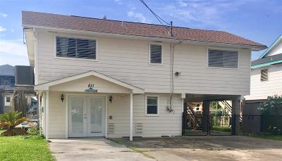 Bayou Vista Single Family Home For Sale: 511 Pompano Street